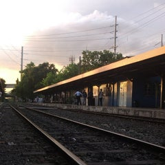 Photo taken at PNR (PUP/Sta. Mesa Station) by Rejj S. on 4/17/2015