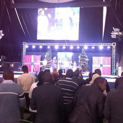 Photo taken at Nairobi Chapel by Isaiah M. on 12/4/2014