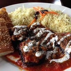 Photo taken at Bamiyan Afghani Restaurant by DF (Duane) H. on 12/17/2012