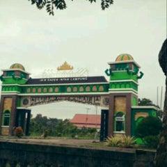 Photo taken at IAIN Raden Intan Lampung by tsurbaini a. on 1/21/2014