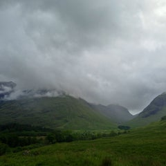 Photo taken at Glencoe Visitors Centre by KevinHunter A. on 6/22/2013