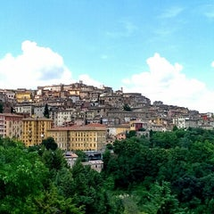 Photo taken at Corso Cavour by Igor F. on 6/20/2014