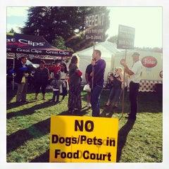 Photo taken at Taste Of Tacoma by Amanda W. on 6/29/2014