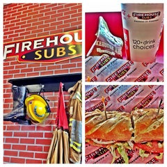 Photo taken at Firehouse Subs by Mike B. on 2/28/2013