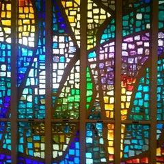 Photo taken at St. Ann Catholic Church by Juan Francisco C. on 9/15/2013
