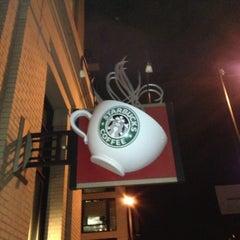 Photo taken at Starbucks by Michael H. on 9/28/2012
