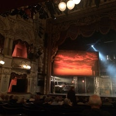 Photo taken at Lyceum Theatre by Eunice D. on 6/23/2015