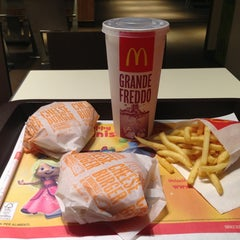 Photo taken at McDonald's by Bojan B. on 7/3/2013