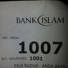 Photo taken at Bank Islam (M) Bhd by Haslan T. on 6/21/2013