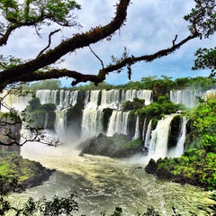 Photo taken at Cataratas del Iguazú by Philip H. on 10/20/2012