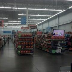 Photo taken at Walmart Supercenter by Amanda W. on 9/23/2012