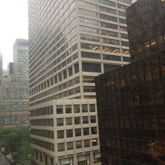 Photo taken at DoubleTree by Hilton Hotel Metropolitan - New York City by Gunel on 6/1/2015