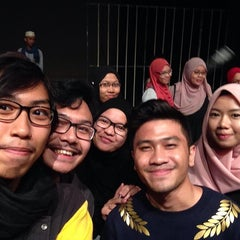 Photo taken at Taman Budaya,kuala Ibai by Jeremy O. on 2/27/2016