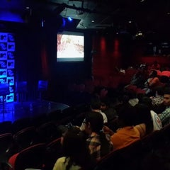 Photo taken at Canvas Laugh Factory by Rishi J. on 4/8/2014