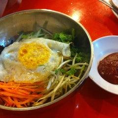 Photo taken at Yoki - Korean Food by Nhu L. on 10/28/2013