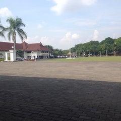 Photo taken at Institut Pemerintahan Dalam Negeri (IPDN) by Sonny P. on 10/22/2013