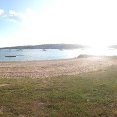 Photo taken at Barlow's landing beach by Elaina R. on 6/19/2014