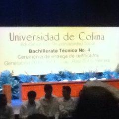 "Photo taken at Teatro Universitario ""Cnel. Pedro Torres Ortíz"" by Victoria N. on 7/25/2013"