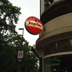 Photo taken at Parkcafé Buiten by Frank G. on 6/21/2013
