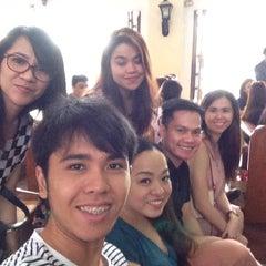 Photo taken at Santuario de San Pedro Bautista Parish by Gilbhert M. on 11/9/2014
