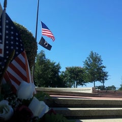 Photo taken at Wall South Veterans Memorial by David M. on 9/11/2013