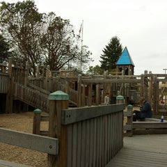 Photo taken at Kitsap Kids Playground by Jason P. on 4/15/2014