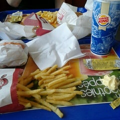 Photo taken at Burger King by Kathrin T. on 6/19/2013