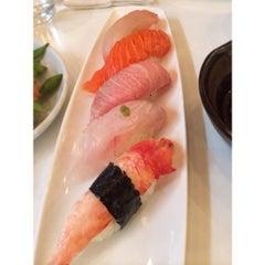 Photo taken at Sushi Noguchi by James P. on 2/16/2014