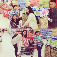 Photo taken at Carrefour by Jesslyn P. on 3/17/2014