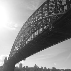 Photo taken at Sydney Harbour Bridge by Leonard N. on 7/14/2013