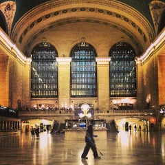 Photo taken at Grand Central Terminal by John A. on 7/10/2013