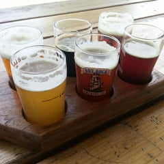 Photo taken at Dry Dock Brewing Company - South Dock by Matt S. on 6/17/2013