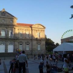 Photo taken at Avenida de Montero Rios by Maria Esther V. on 8/13/2013
