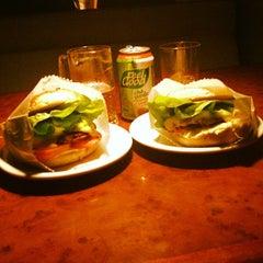 Photo taken at Blooming Burger by Nilton B. on 4/20/2013