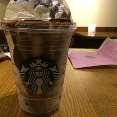 Photo taken at Starbucks by Raneem A. on 6/27/2014
