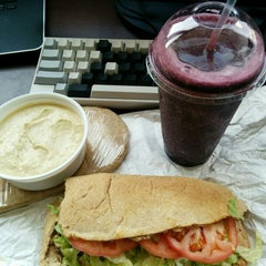 Photo taken at The Perfect Pita by Eric J. on 5/4/2015