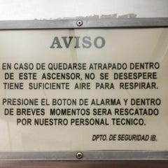 Photo taken at Interbank - Sede Camaná by Isabella S. on 9/3/2014