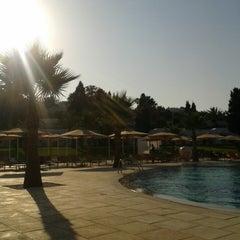 Photo taken at Mövenpick Hotel Gammarth Tunis by Nejia Z. on 7/19/2013