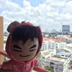 Photo taken at Tongtara Riverview Hotel Bangkok by Pcnnnn on 5/12/2015