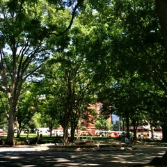 Photo taken at Franklin Square Park by Phoenix R. on 5/30/2013