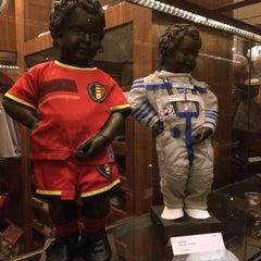 Photo taken at Museum van de Stad Brussel / Musée de la Ville de Bruxelles by Cris J. on 3/7/2015
