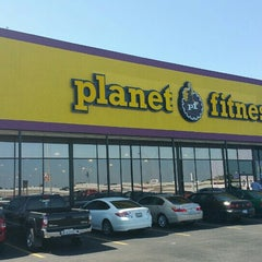 Photo taken at Planet Fitness by John W. on 8/10/2015