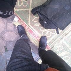 Photo taken at City Walk Slamet Riyadi by Ravizza E. on 11/29/2013