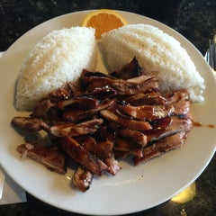 Photo taken at Youskyme Teriyaki by Christopher W. on 7/25/2015