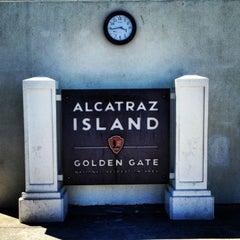 Photo taken at Alcatraz Island by Olga G. on 6/16/2013