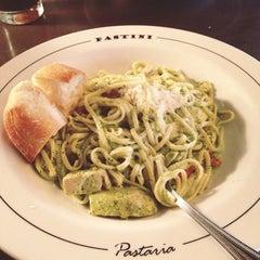Photo taken at Pastini Pastaria by Joyce O. on 2/18/2014