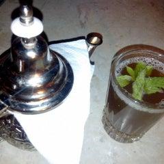 Photo taken at Café el M'dina by sirine c. on 8/5/2015