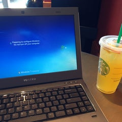 Photo taken at Starbucks by Shelby S. on 7/16/2013