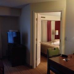 Photo taken at Residence Inn by Rachel C. on 8/4/2014