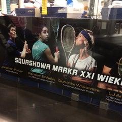 Photo taken at Squash4you.pl by Dominika W. on 11/15/2014
